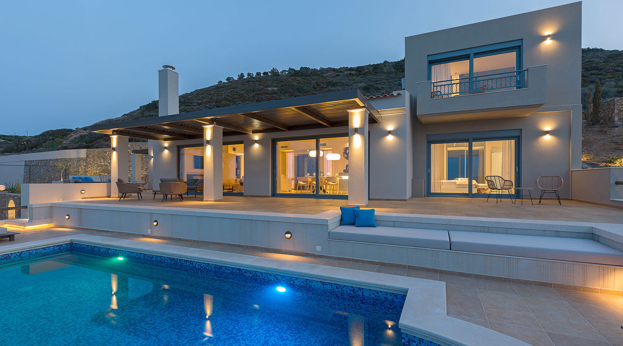 MOCLV2055 Luxury Villa